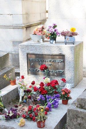 Cimetière du Père-Lachaise : James Morrison