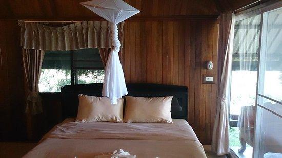 Ao Kao White Sand Beach Resort: Бунгало