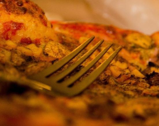 Casa Franco: Food glorious food!