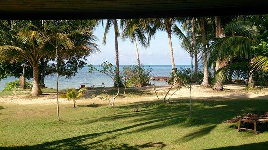 Ao Kao White Sand Beach Resort : Территория отеля