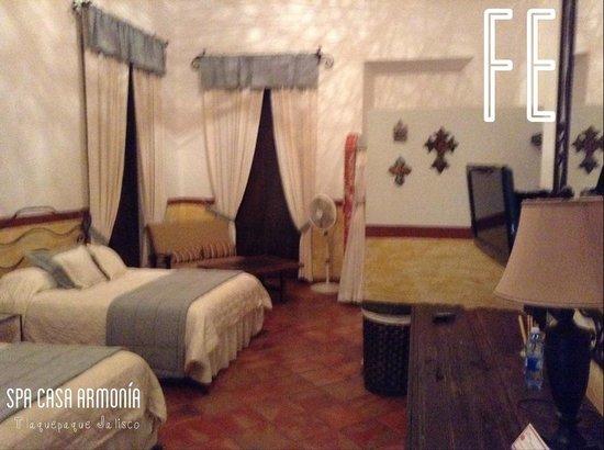 Casa Armonia : Habitacion FE