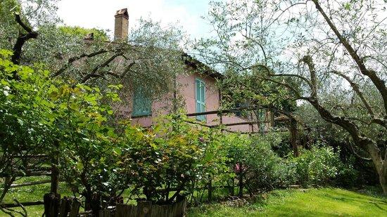CasaCoco': la bellissima struttura originaria