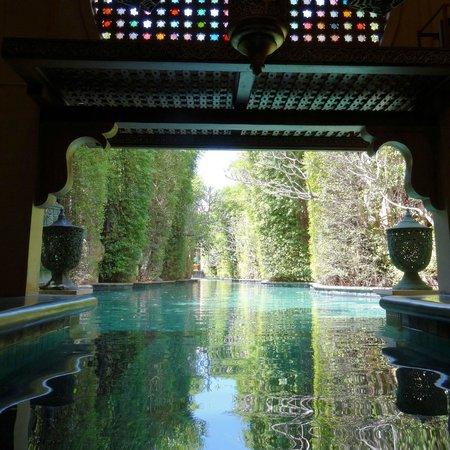 Sawasdee Village: Pool by the spa