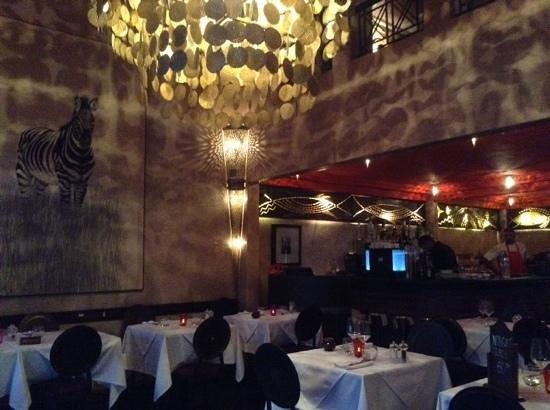 "Mezzo Mezzo: Restaurant "" Mezzo-Mezzo """