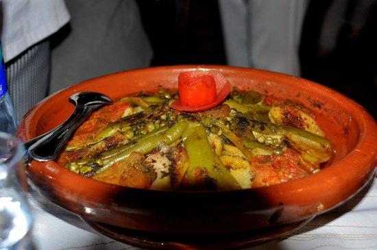 Riad Al Jana: l'excellente cuisine de Fathia
