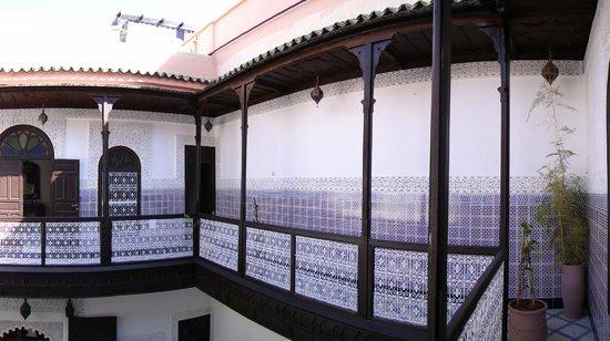 Riad Al Jana : premier étage