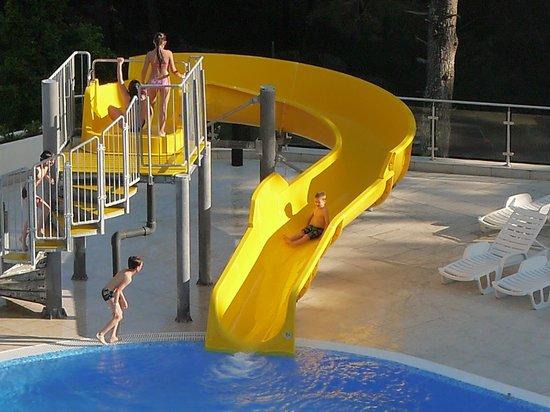 Hotel Adria: Les piscines sont trés bien