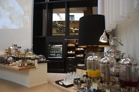 The Morrison, a DoubleTree by Hilton Hotel: Breakfast