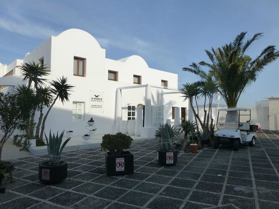 Aressana Spa Hotel and Suites: Your hotel