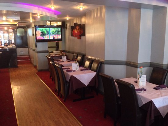Inside the restaurant picture of anarkali indian for Anarkali indian cuisine