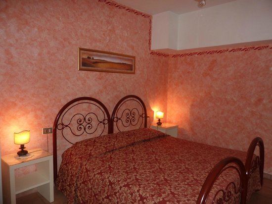 Hotel Masaccio : номер