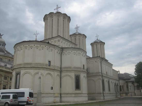 Patriarchal Cathedral: The outside of the Cathedral