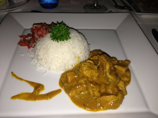 Astroea Beach Hotel: Very tasty.. Credit to the chef