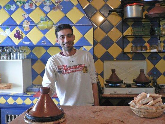 Chez Yassine : Yassine
