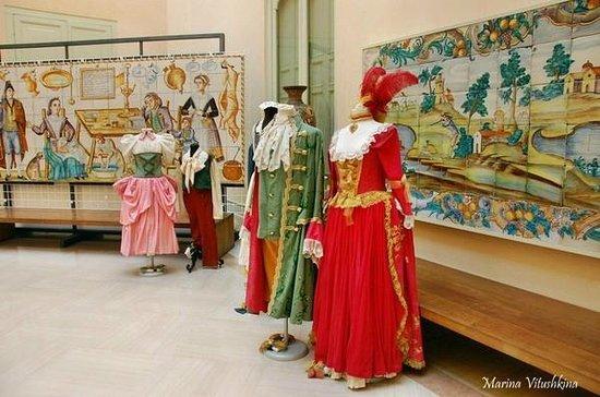 El Museo Nacional de Ceramica y de las Artes Suntuarias Gonzalez Marti : Экспонаты музея