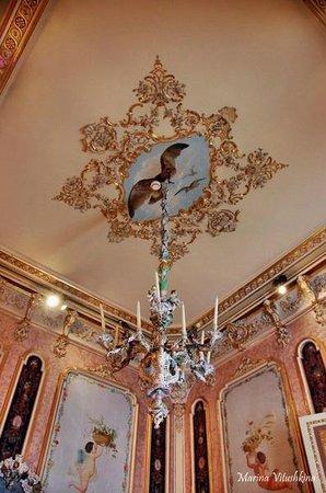 El Museo Nacional de Ceramica y de las Artes Suntuarias Gonzalez Marti : Интерьеры дворца