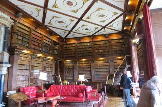 Hatfield House : Library