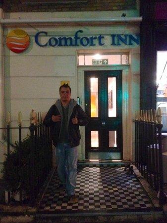 Comfort Inn London - Victoria: comfort inn Victoria London