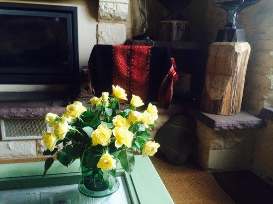 Maison Donamaria : Decorating is nice throughout