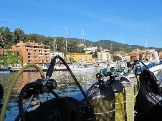 Full Dive: Porto Ercole