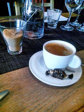 BBQ House: Чашечка кофе