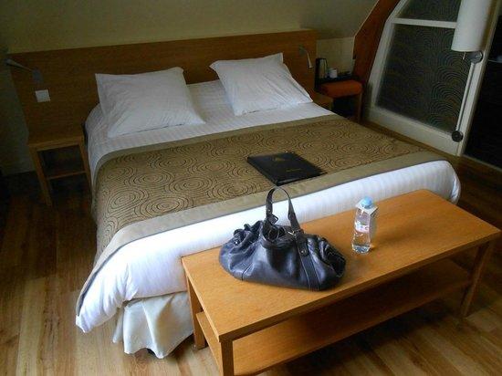 Best Western Plus Celtique Hotel & Spa : Chambre moderne
