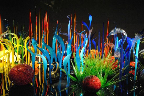 Chihuly Garden and Glass : Gallery