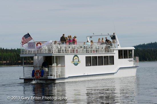 McCall Lake Cruises: THE IDAHO