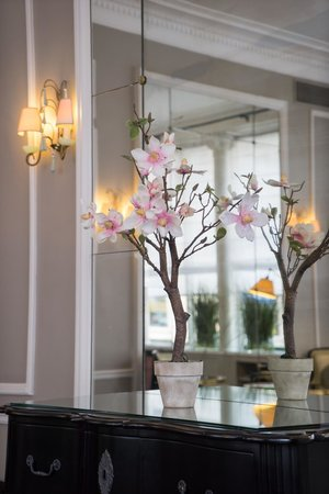 Hotel Bradford Elysees - Astotel: Salon