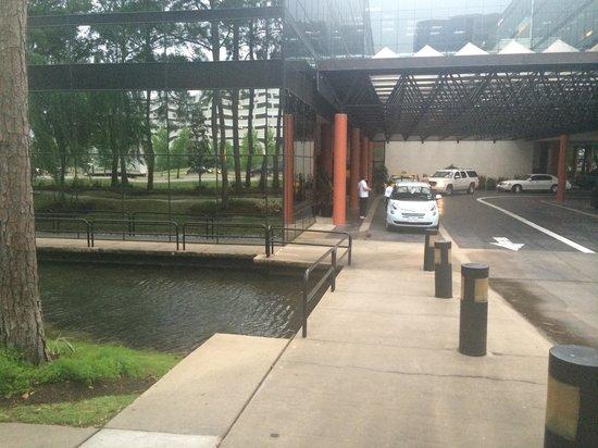 Omni Houston Hotel Westside : Entrance