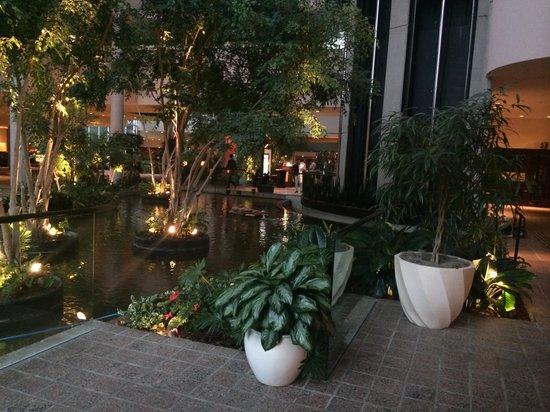 Omni Houston Hotel Westside: Lobby-2