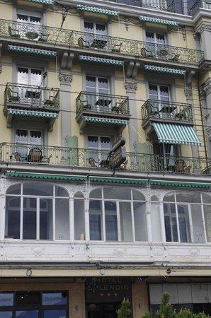 Hotel Splendid: HOTEL FRONT VIEW