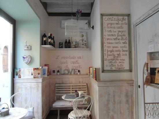 Caffe E Parole: I gusti delle squisitissime centrifughe