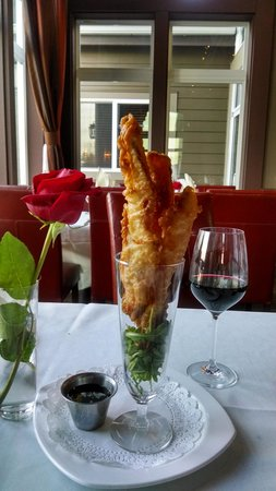 Steak House 9 : Tempura Bacon Appetizer