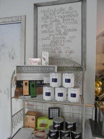 Caffe E Parole: Gli interni...