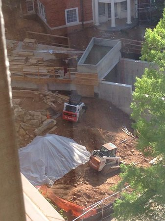 Washington Marriott Wardman Park: This looks like construction to me