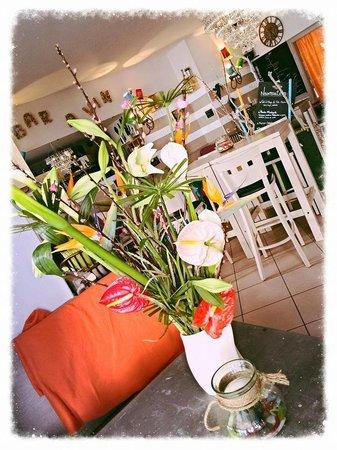 Le Palace : Bouquet Exotique au Palace