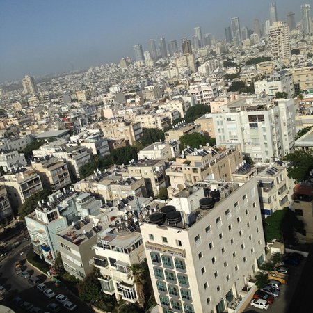 Herods Tel Aviv : View from the window