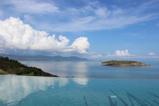 Six Senses Samui: View from pool