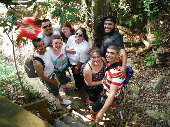 Jungle Top Zipline Adventure: Fun!!!