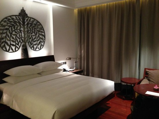 Park Hyatt Siem Reap: Bedroom