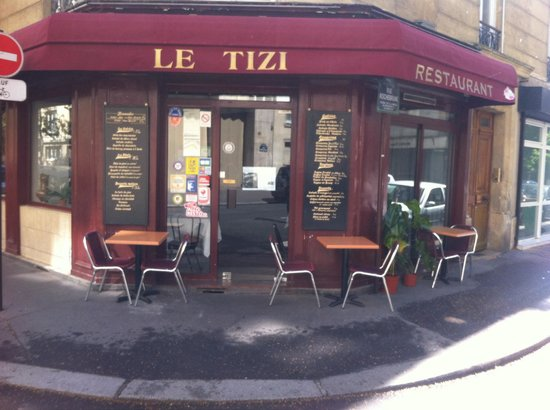 Couscous tizi royale picture of le tizi paris tripadvisor for S cuisine tizi ouzou