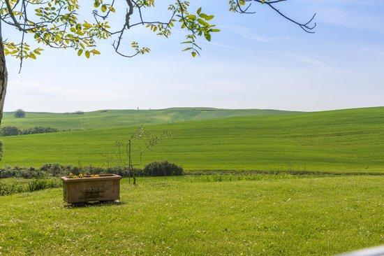 Agriturismo San Giorgio: Panorama dalla camera