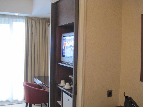 Apollo Hotel Amsterdam : Room.