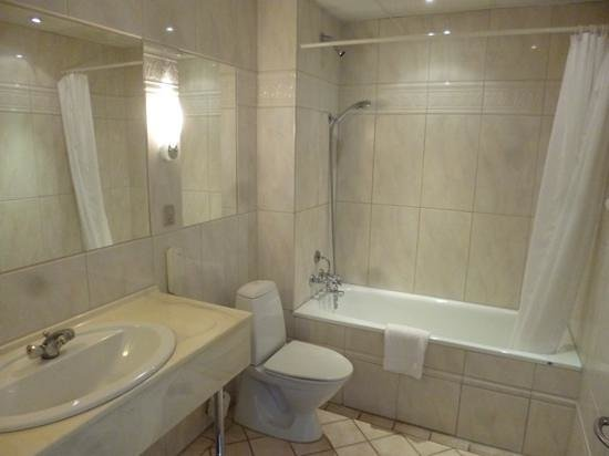 Hotel Du Nord Copenhagen : bathroom