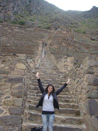 Plaza de Armas Cusco Hotel: Maru A -Ollantaytambo