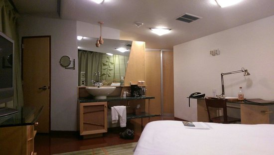 Inn at Price Tower: Room