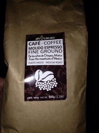 Ah Cacao Chocolate Cafe: Espresso