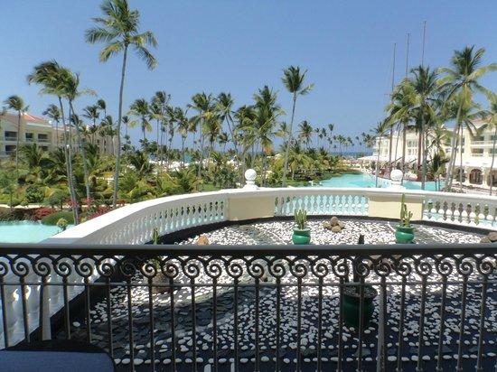 Iberostar Grand Hotel Bavaro : Vista da varanda do quarto