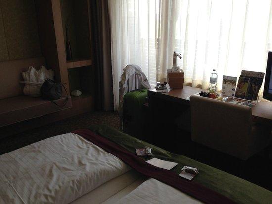 Falkensteiner Hotel & Spa Bad Leonfelden: neuwertige Zimmer